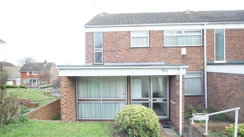 4 Bedrooms Semi Detached House for sale in Glenn View, Gravesend