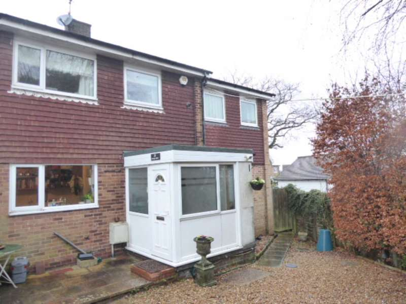 5 Bedrooms End Of Terrace House for sale in Newick Drive, Newick