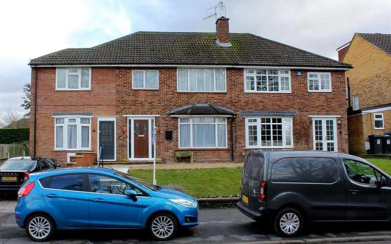 3 Bedrooms House for sale in 1323 SQ FT REFURBISHED 3 DOUBLE BED IN Warners End Road, HP1