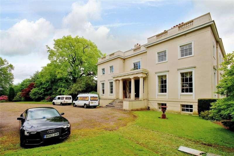 2 Bedrooms Flat for sale in Trehill House, Kenn, Exeter, Devon