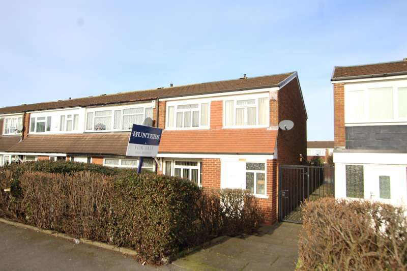 3 Bedrooms End Of Terrace House for sale in Farnborough Road, Castle Vale, B35