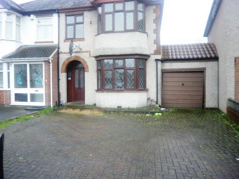 3 Bedrooms Semi Detached House for sale in Cheveral Avenue , Coventry CV6