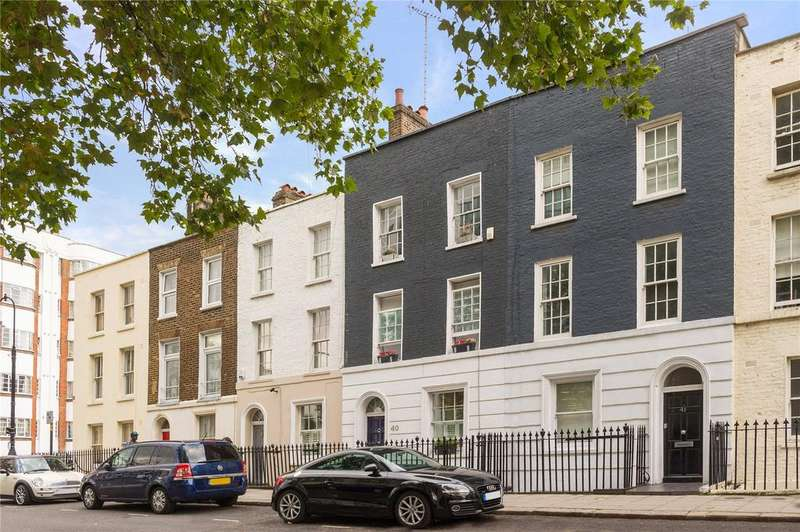 3 Bedrooms Terraced House for sale in Mornington Crescent, Mornington Crescent, London