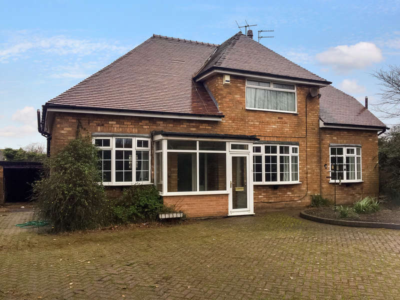 3 Bedrooms Detached Bungalow for sale in Roe Lane, Southport