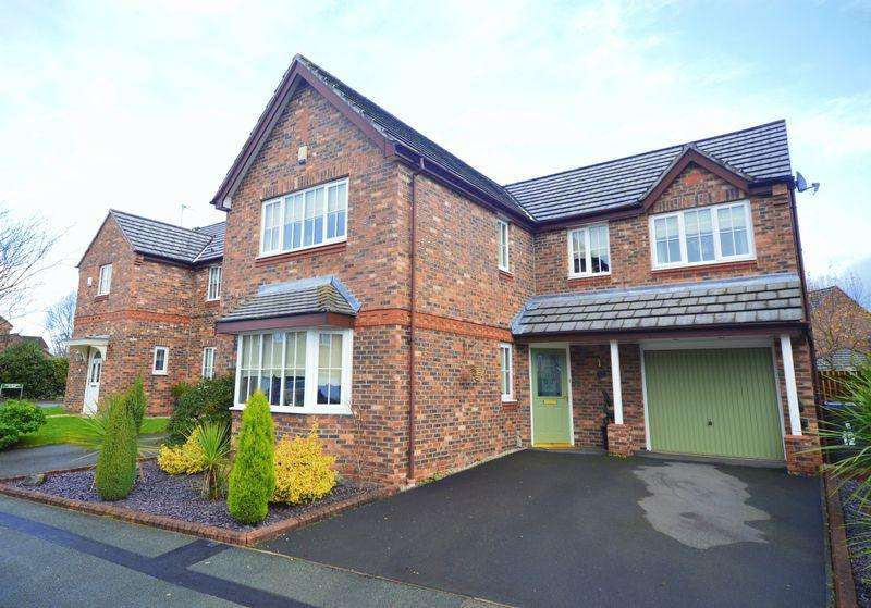 4 Bedrooms Detached House for sale in Clough Road, Halewood Village
