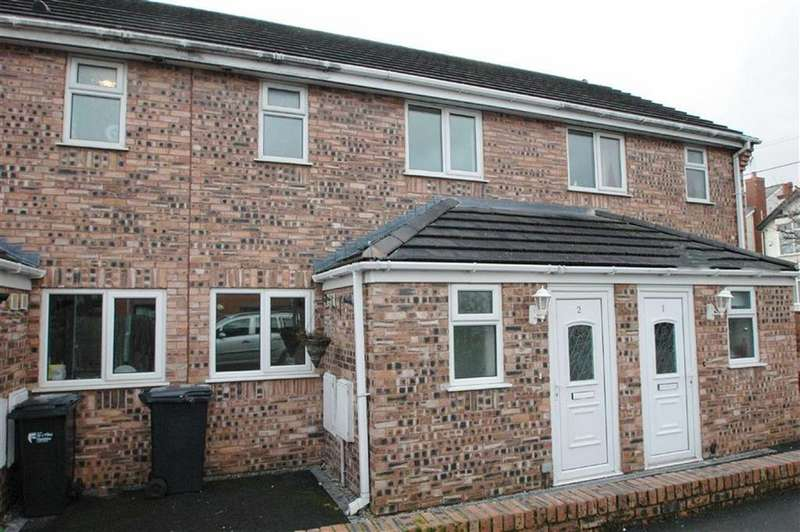 2 Bedrooms Terraced House for sale in Padeswood Court, Padeswood Road, Buckley