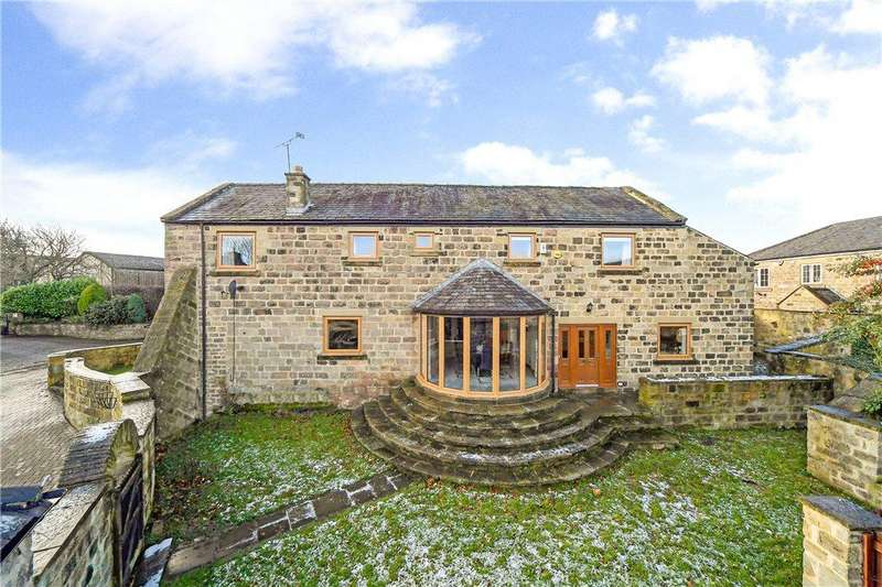 4 Bedrooms Detached House for sale in Back Lane, Sicklinghall, Wetherby, North Yorkshire