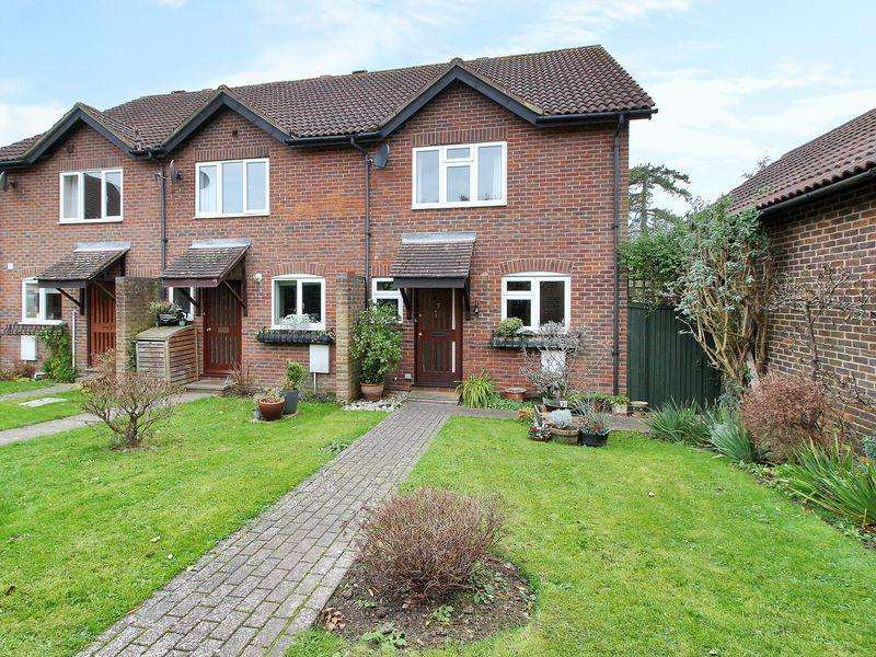 3 Bedrooms End Of Terrace House for sale in Pipers Gate, Uckfield, East Sussex