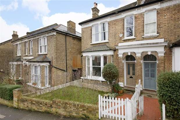 5 Bedrooms Semi Detached House for sale in Wolfington Road, West Norwood