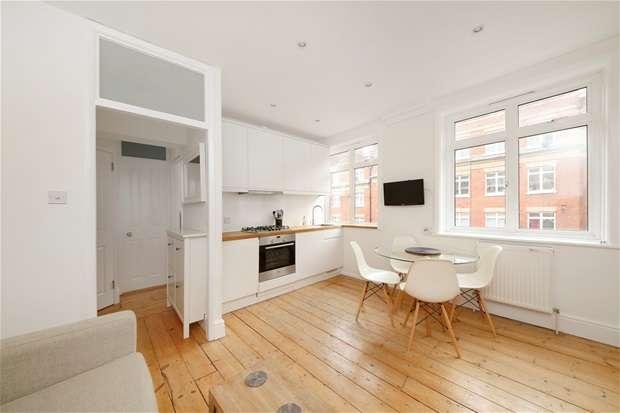 1 Bedroom Flat for sale in Peabody Estate Rosendale Road, Herne Hill