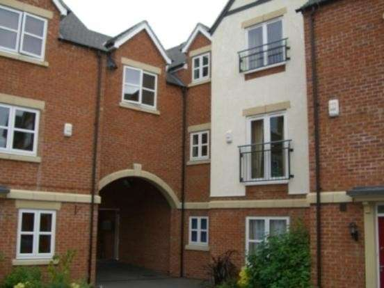 2 Bedrooms Flat for rent in New Orchard Place, Mickleover, Derby
