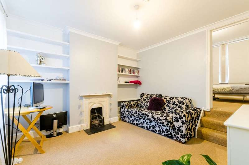 1 Bedroom Flat for sale in Kingswood Road, Brixton Hill, SW2