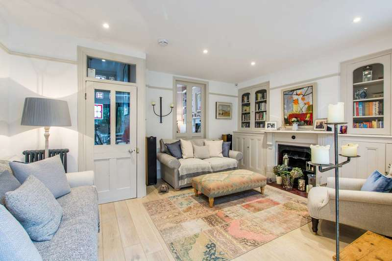5 Bedrooms House for sale in Calbourne Road, Nightingale Triangle, SW12