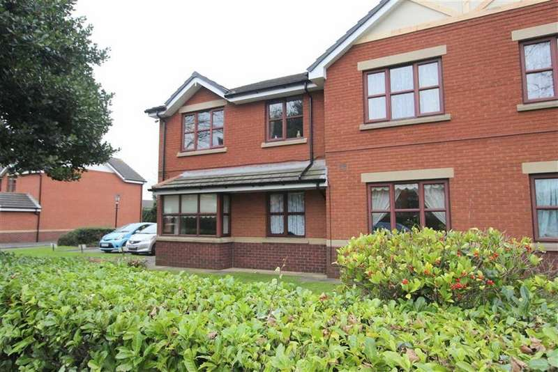 1 Bedroom Retirement Property for sale in Oxford Road, Lytham St Annes, Lancashire