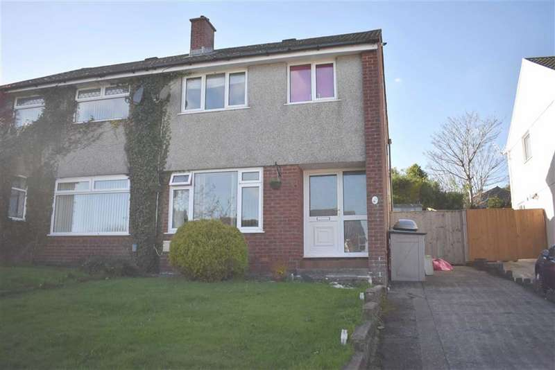 3 Bedrooms Semi Detached House for sale in Maes Y Coed, Gorseinon