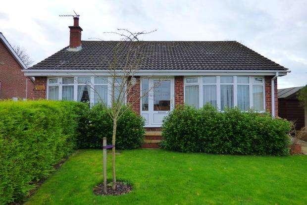 2 Bedrooms Detached Bungalow for sale in North Halls, Binbrook, Market Rasen, LN8