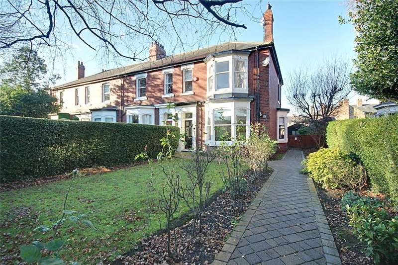 4 Bedrooms End Of Terrace House for sale in Yarm Road, Eaglescliffe