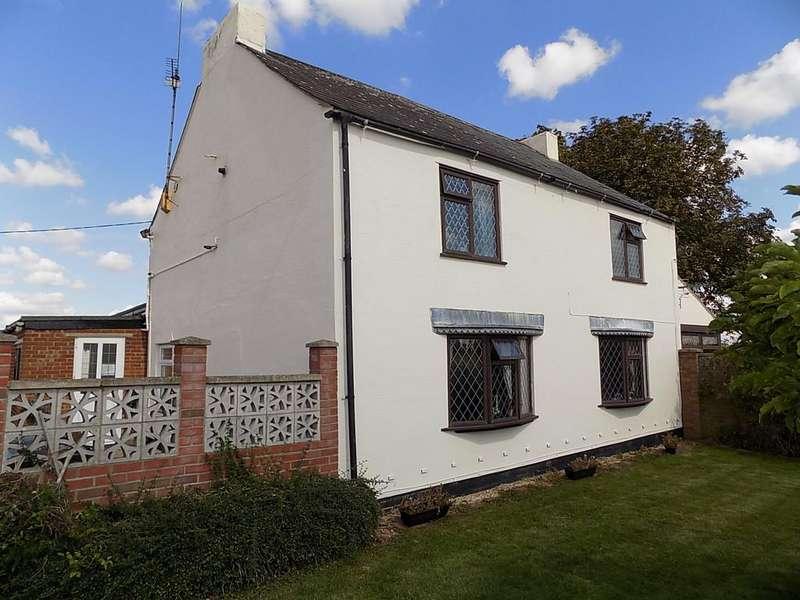 3 Bedrooms Detached House for sale in Beezling Fen Drove, Swingbrow, Doddington