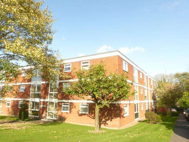 2 Bedrooms Apartment Flat for sale in Packington Court, Blackberry Lane, Four Oaks