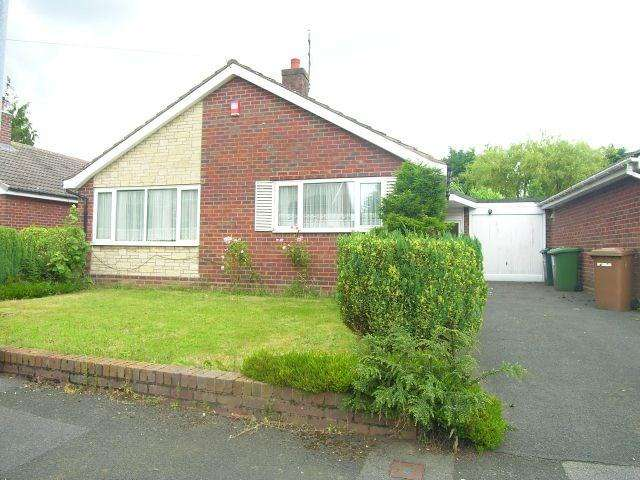 2 Bedrooms Detached Bungalow for sale in Canning Close, Park Hall