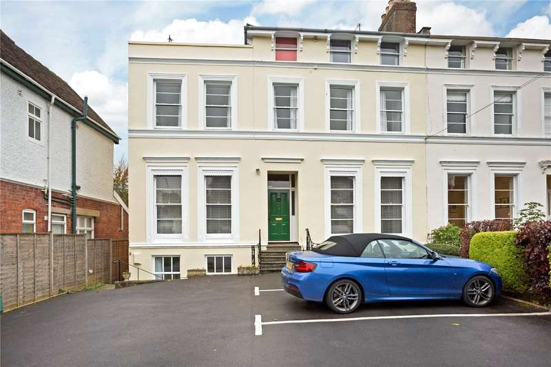 2 Bedrooms Flat for sale in Old Bath Road, Cheltenham, Gloucestershire, GL53