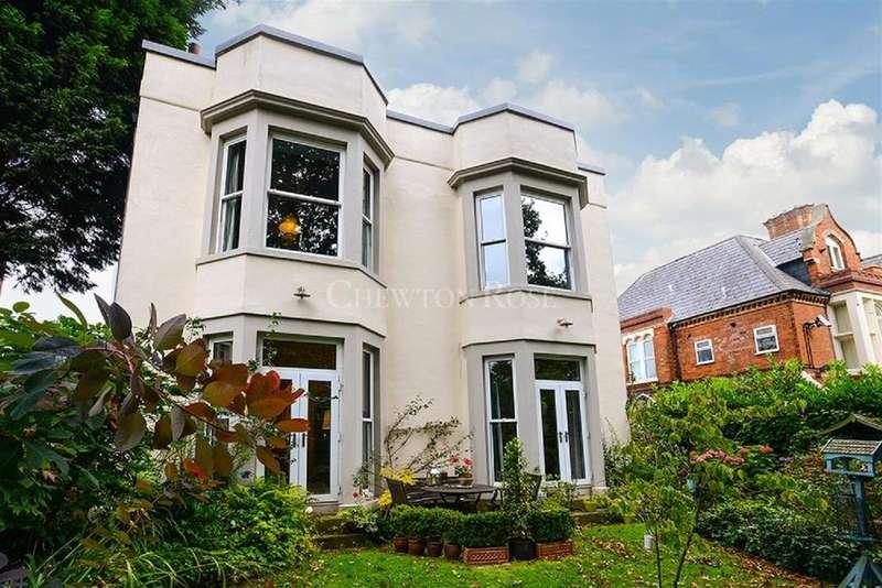 5 Bedrooms Detached House for sale in Nottingham, Nottinghamshire