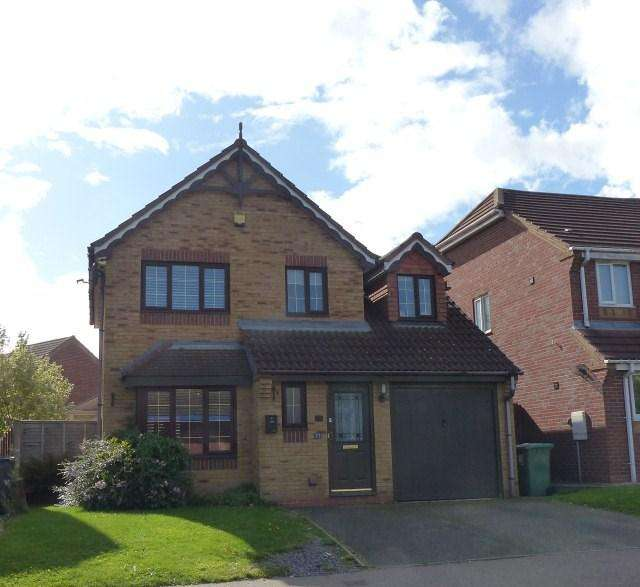 4 Bedrooms Detached House for sale in Clayhanger Lane, Clayhanger