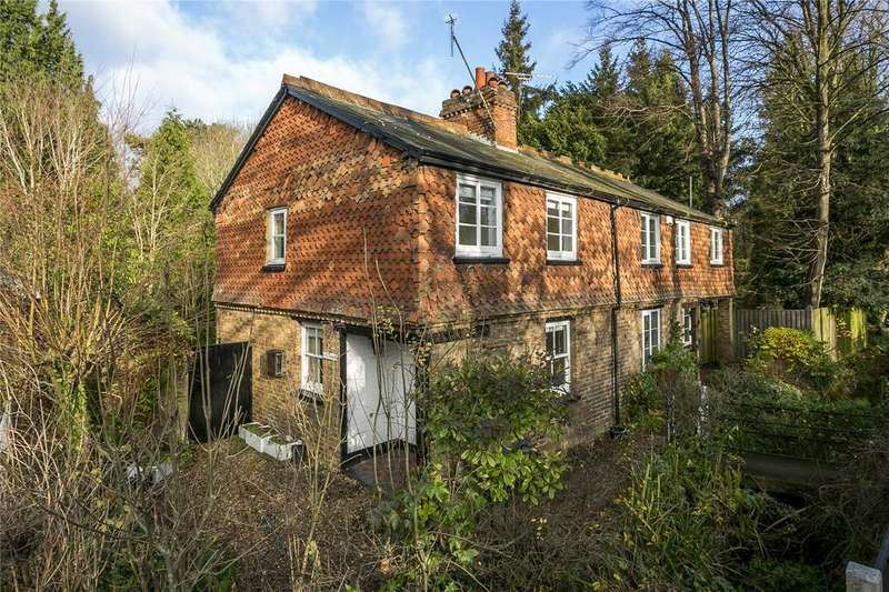 3 Bedrooms Semi Detached House for sale in Main Road, Sundridge, Sevenoaks, Kent