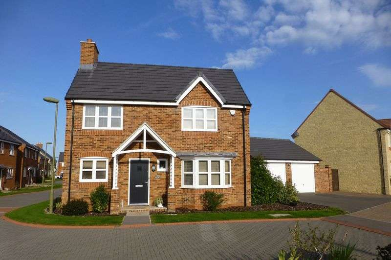 4 Bedrooms Property for sale in The Village Close, Upper Arncott