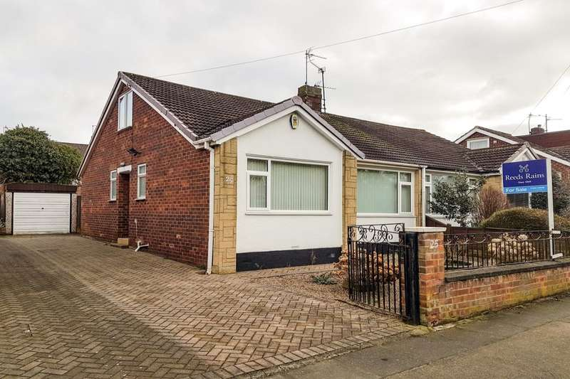 2 Bedrooms Semi Detached House for sale in Canton Gardens, Middlesbrough, TS5