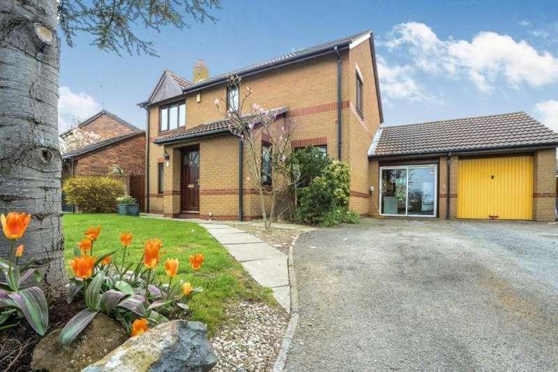 4 Bedrooms Detached House for sale in Bodelwyddan Avenue, Kinmel Bay, Rhyl, LL18