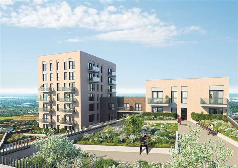 1 Bedroom Apartment Flat for sale in Greenview Court, Southall, Middlesex