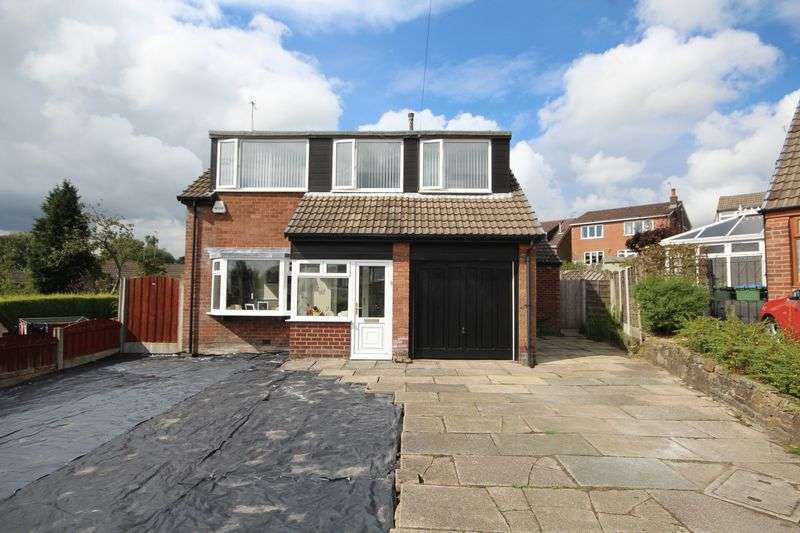 4 Bedrooms Property for sale in Clayfield Drive Norden, Rochdale