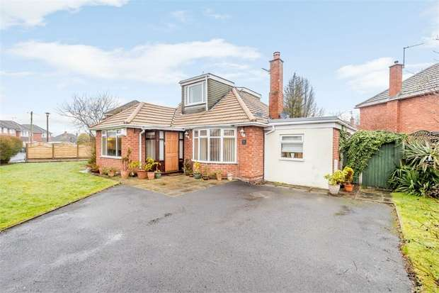 4 Bedrooms Detached Bungalow for sale in Lapworth Way, Newport, Shropshire