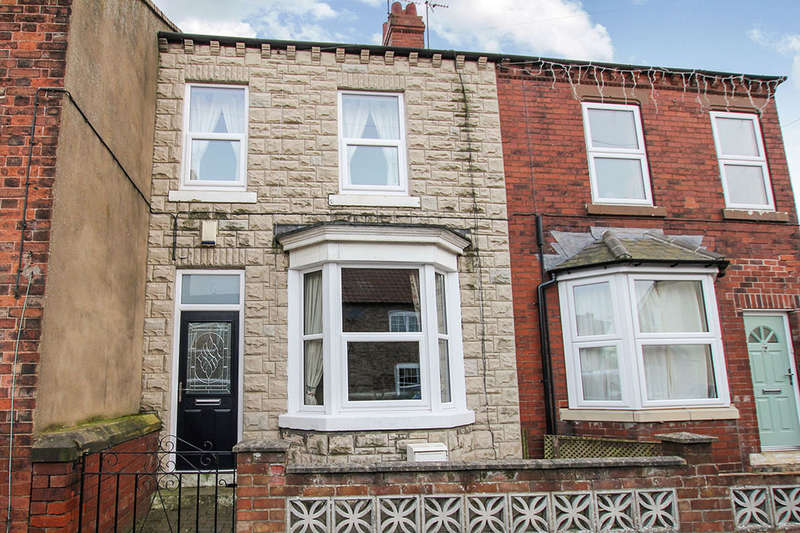 2 Bedrooms Property for sale in George Street, Snaith, Goole, DN14