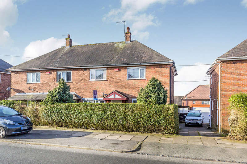 3 Bedrooms Semi Detached House for sale in Pinfold Avenue, Stoke-On-Trent, ST6