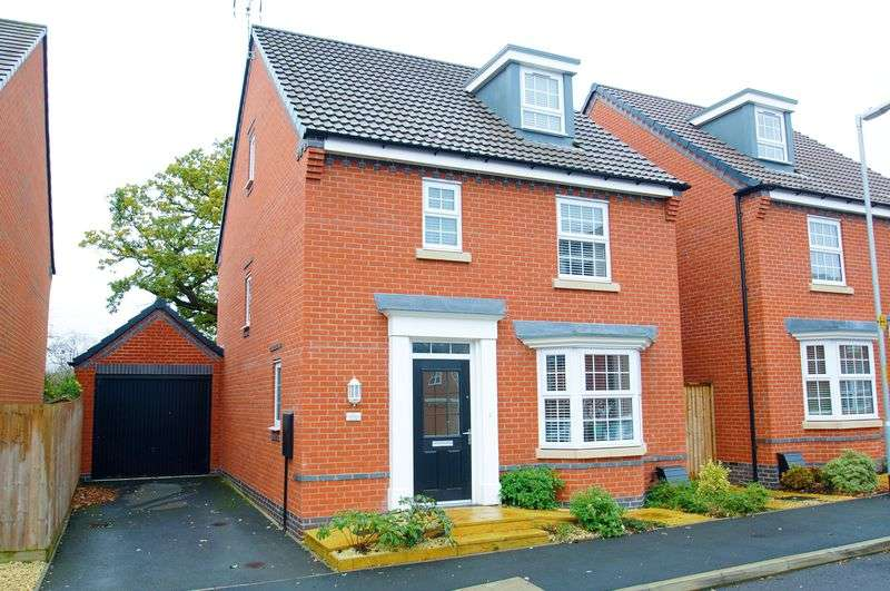 4 Bedrooms Property for sale in Harris Close Greenlands, Redditch