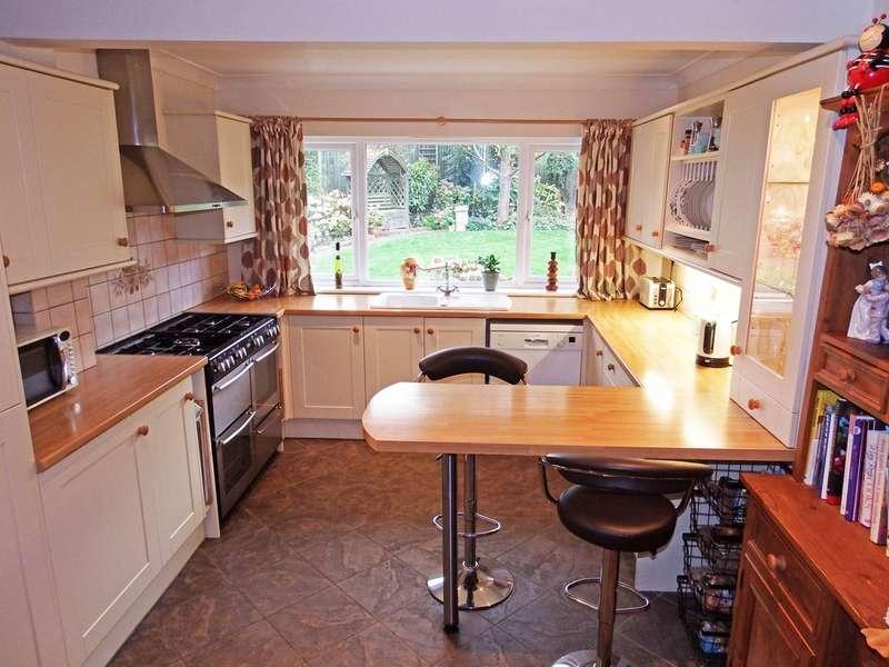4 Bedrooms Property for sale in Babington Road, Barrow Upon Soar LE12