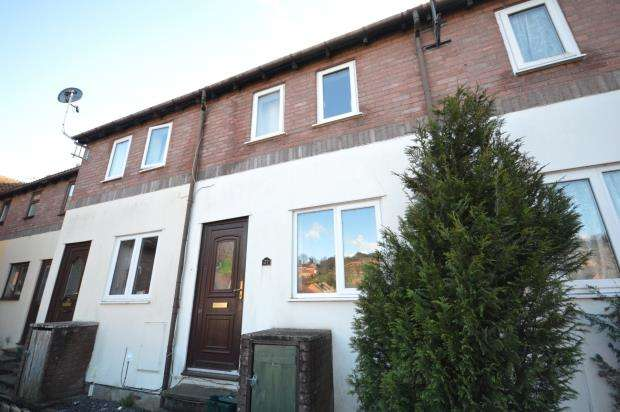 2 Bedrooms Terraced House for sale in Holne Court, Kinnerton Way, Exeter, Devon