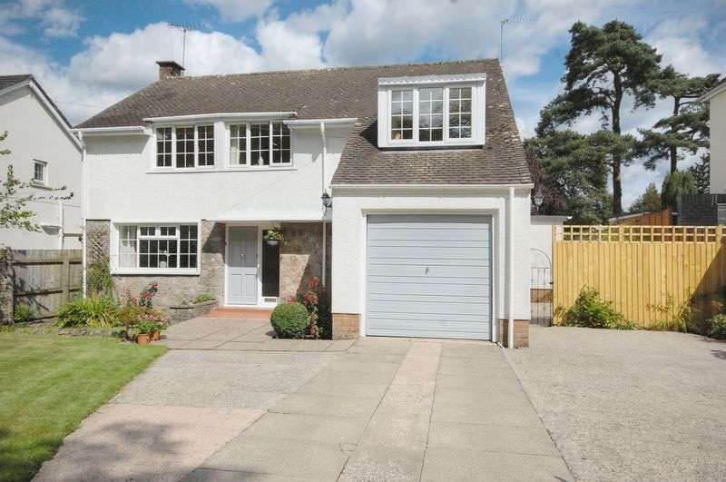 4 Bedrooms Property for sale in 7 Main Avenue, Peterston-Super-Ely, Vale of Glamorgan