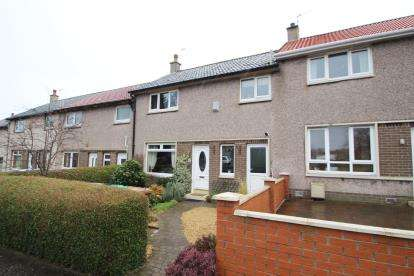 3 Bedrooms Terraced House for sale in Appin Crescent, Kirkcaldy