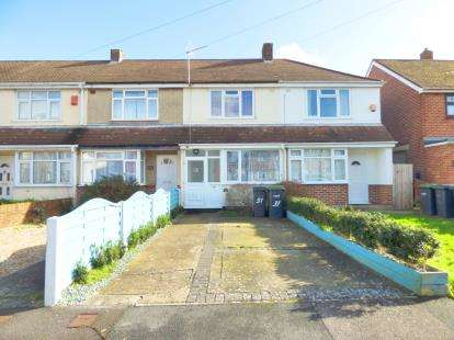 2 Bedrooms Terraced House for sale in Elson, Gosport