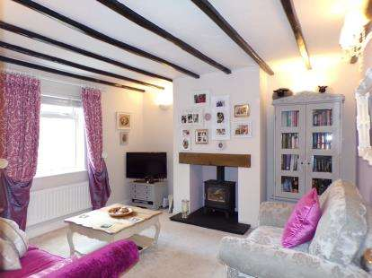 2 Bedrooms Terraced House for sale in Carters Lane, Tiddington, Stratford-Upon-Avon