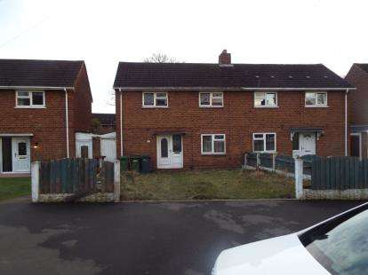 2 Bedrooms Terraced House for sale in Barnfield Road, Eastfield, Wolverhampton, West Midlands