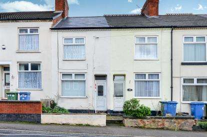 2 Bedrooms Terraced House for sale in Broxtowe Drive, Mansfield, Nottinghamshire