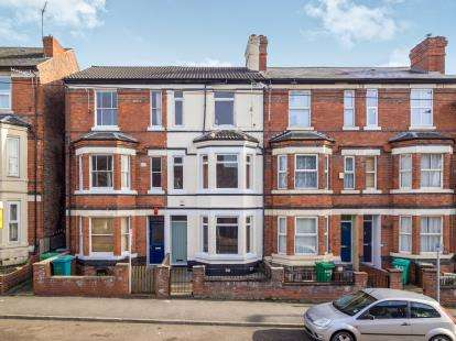 4 Bedrooms Terraced House for sale in Noel Street, Nottingham, Nottinghamshire