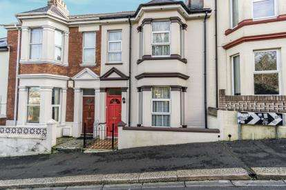 3 Bedrooms Terraced House for sale in Plymouth, Devon, Uk