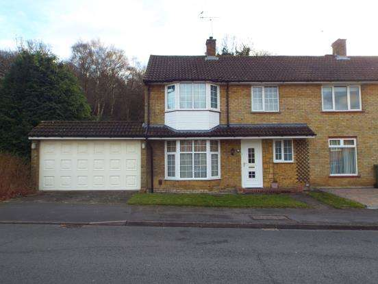 3 Bedrooms End Of Terrace House for sale in Bracknell, Berkshire