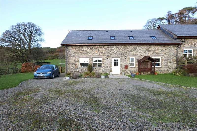 4 Bedrooms Semi Detached House for sale in LLANRHYSTUD, Ceredigion