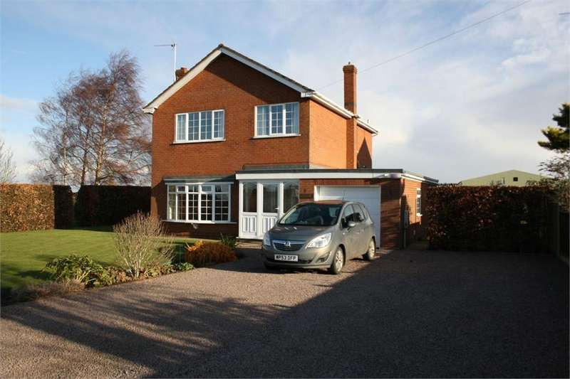 3 Bedrooms Detached House for sale in Homers Lane, Freiston, Boston, Lincolnshire